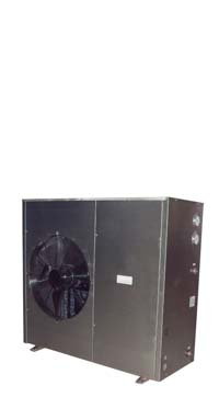 Air source heat pump Eco13 - Eco airpump EAP13 image